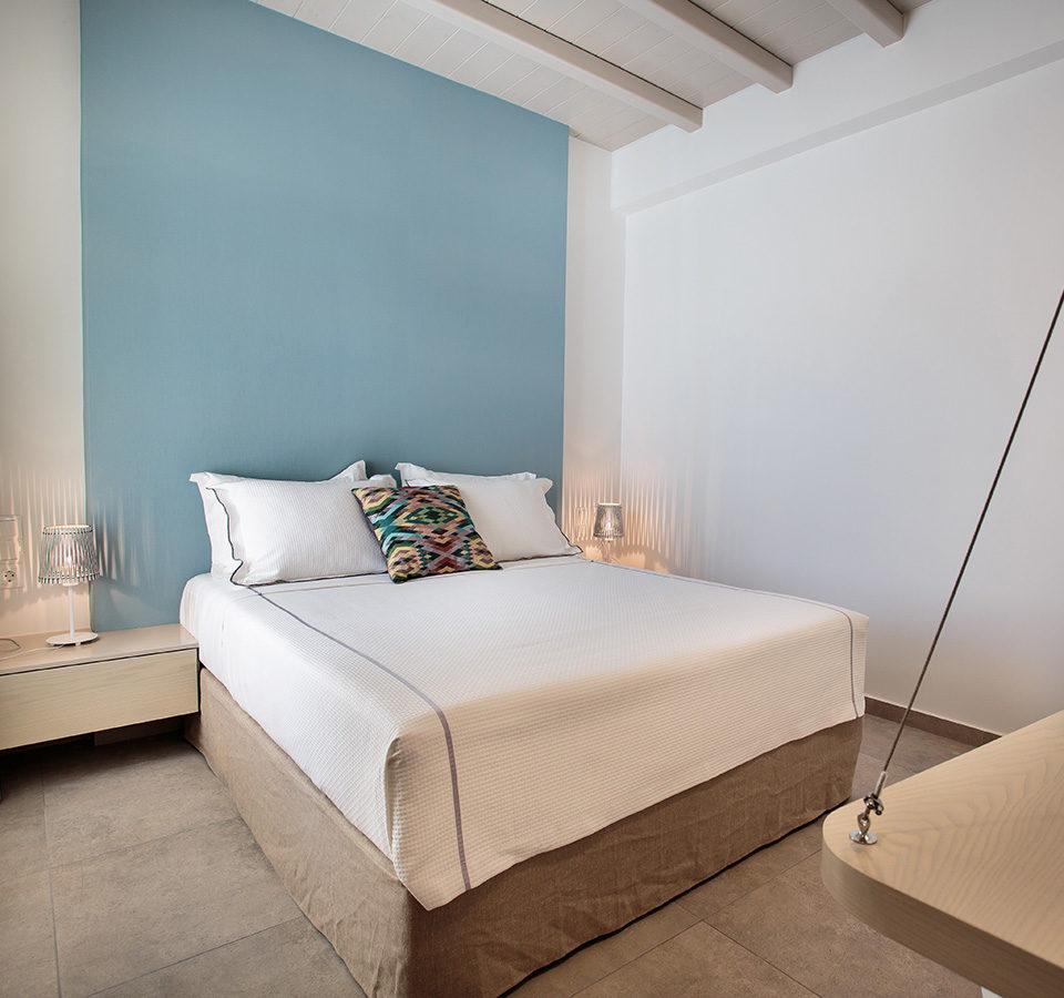 Οικογενειακα δωμάτια στην Πάρο - Kandiani Bleu Ciel