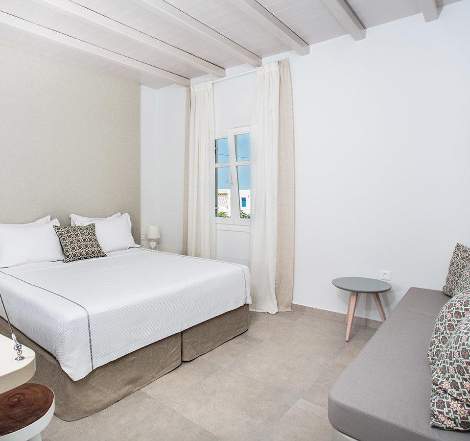 δωμάτια στην Πάρο - Kandiani Bleu Ciel