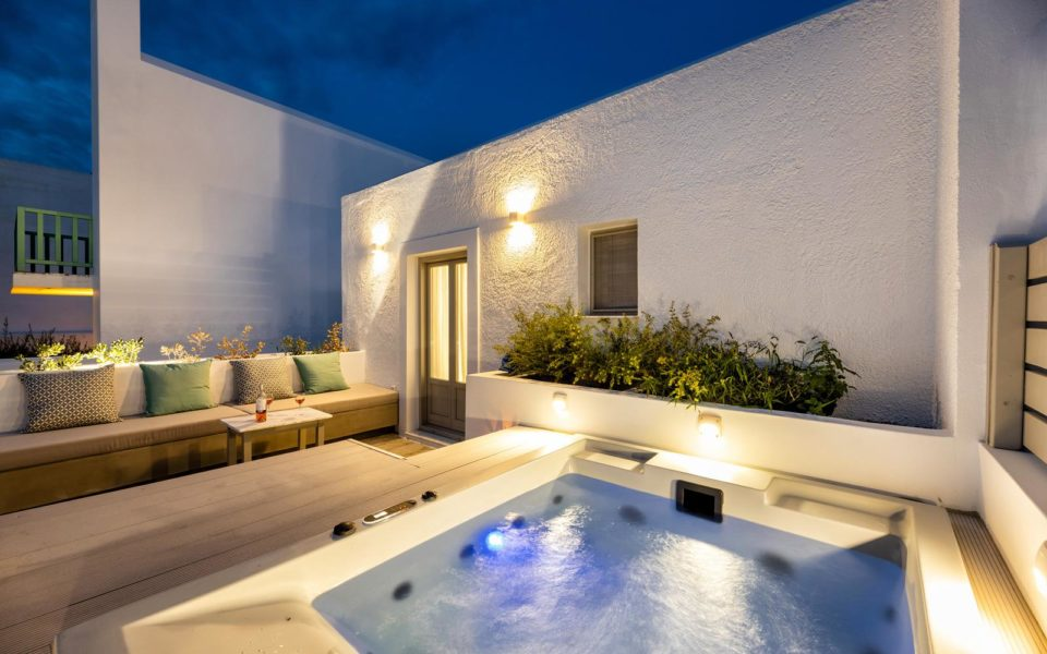 Rooms | Kandiani Bleu Ciel Apartments | Naousa Paros | Cyclades